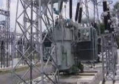EHV-Substation